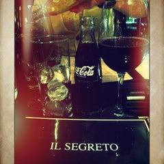 Photo taken at Il Segreto by Mark S. on 4/1/2012