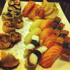 Photo taken at Nemo Sushi by Marcela S. on 7/6/2012