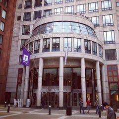 Photo taken at NYU Stern School of Business by Don K. on 5/14/2012