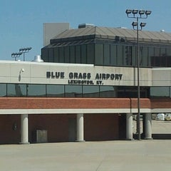 Photo taken at Blue Grass Airport (LEX) by Cheers To B. on 6/27/2012