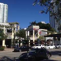Photo taken at The Shops At Mary Brickell Village by Orlando F. on 4/24/2012