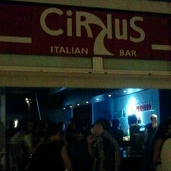 Photo taken at Cirkus by Mattia C. on 9/8/2012