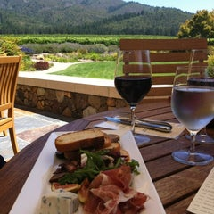 Photo taken at St. Francis Winery & Vineyards by Yvonne H. on 8/2/2012
