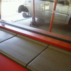 Photo taken at Discount Tire® Store by Teresa O. on 8/27/2012