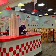 Photo taken at Five Guys by Rich B. on 2/28/2012