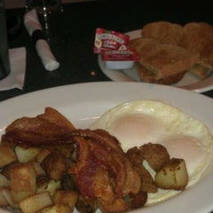 Photo taken at Orchard Grill by Michael C. on 2/5/2012