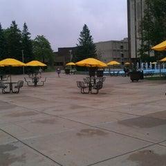 Photo taken at Western Michigan University by Asad on 9/4/2012