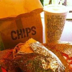 Photo taken at Chipotle Mexican Grill by Bryce B. on 5/6/2012