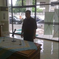 Photo taken at Pengadilan Agama Jakarta Timur by ojie s. on 6/1/2012