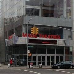 Photo taken at AMC Magic Johnson Harlem 9 by Massamba N. on 9/6/2012