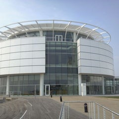 Photo taken at Discovery World at Pier Wisconsin by Tim K. on 5/27/2012