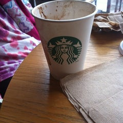 Photo taken at Starbucks by Jolene V. on 2/8/2012