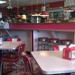 Photo taken at Ken's Diner by Steve H. on 7/4/2012