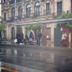 Photo taken at Metrocentro T1 - Plaza Nueva by David B. on 5/5/2012