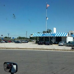 Photo taken at TravelCenters of America by Patrick N. on 9/10/2012