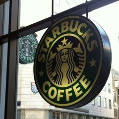Photo taken at Starbucks by Mauro S. on 10/16/2011