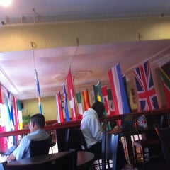 Photo taken at Hostelling International - San Francisco City Center Hostel by Konrad B. on 10/20/2011