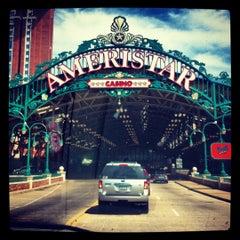 Photo taken at Ameristar Casino by Kortney G. on 8/5/2012
