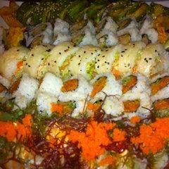 Photo taken at Ronin Sushi Bar by Kourtney N. on 10/31/2011