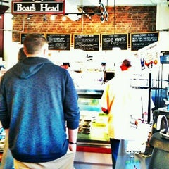 Photo taken at Caffe Barista & Deli by Ronald G. on 5/31/2012