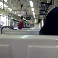 Photo taken at Estación Moreno [Línea Sarmiento] by Pat@ A. on 3/2/2012