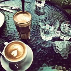 Photo taken at CaféArt by Fanni H. on 8/17/2012
