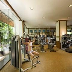Photo taken at Health Club by The Sukhothai Bangkok Hotel on 8/23/2011