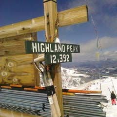 Photo taken at Aspen Highlands by Scott M. on 3/24/2011