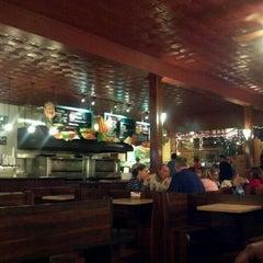 Photo taken at Aniello's Pizzeria by Donna F. on 3/24/2012