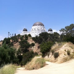 Photo taken at Griffith Park - Western Ave Entrance by Michael N. on 6/26/2011