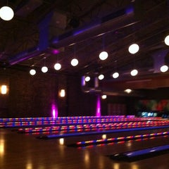 Photo taken at North Bowl by Jennifer R. on 8/15/2011
