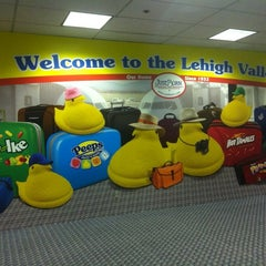 Photo taken at Lehigh Valley International Airport (ABE) by Dave G. on 3/31/2012