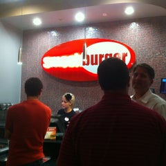 Photo taken at Smashburger by Ben B. on 9/8/2011