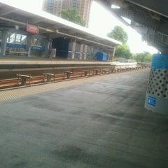 Photo taken at SEPTA: MFL 46th Street Station by Derek B. on 6/13/2012