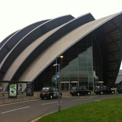 Photo taken at Clyde Auditorium by Arianne A. on 3/13/2012