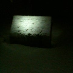 Photo taken at St. Augustine Cemetery by Daniel B. on 2/22/2012