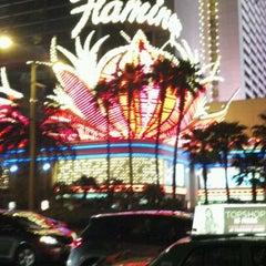 Photo taken at Flamingo Las Vegas Hotel & Casino by Beth C. on 4/4/2012