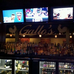 Photo taken at Gallo's Kitchen & Bar by Darin A. on 8/31/2011