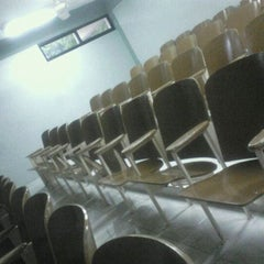 Photo taken at Facultad de Contaduría y Administración UADY by Erik A. on 8/19/2011