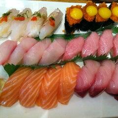 Photo taken at Sushi-Ko by Hannah G. on 7/15/2012