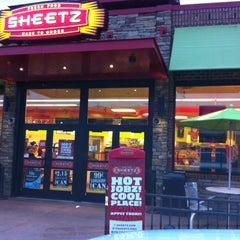 Photo taken at SHEETZ by Gaylan F. on 4/22/2012