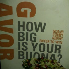 Photo taken at Buona Beef by Nereyda on 10/2/2011