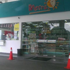Photo taken at PETRONAS Station by Amy C. on 1/15/2012