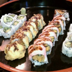 Photo taken at Sushiya by Andrea M. on 8/20/2011