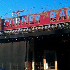 Photo taken at Corner Bar & Grill by Chris L. on 12/29/2011