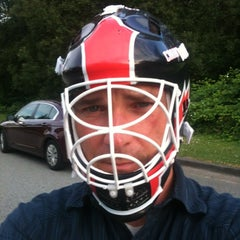 Photo taken at Port Moody Hockey House by Carson M. on 7/20/2012