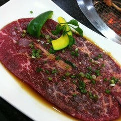 Photo taken at Iroha Yakiniku (อิโรฮะ) 焼肉 いろは by Pornpim N. on 7/1/2012