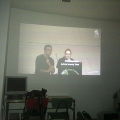 Photo taken at Hacklab 2.0 by Igor S. on 12/28/2011