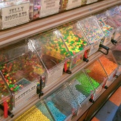 Photo taken at Big Top Candy Shop by Tiffany W. on 1/22/2012