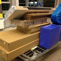 Photo taken at IKEA by Rahi on 11/29/2011